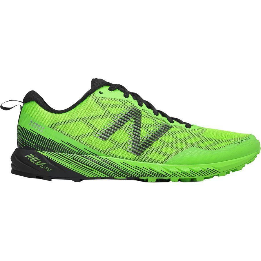 (取寄)ニューバランス メンズ サミット アンノウン トレイル ランニングシューズ New Balance Men's Summit Unknown Trail Running Shoe Rgb 緑/黒