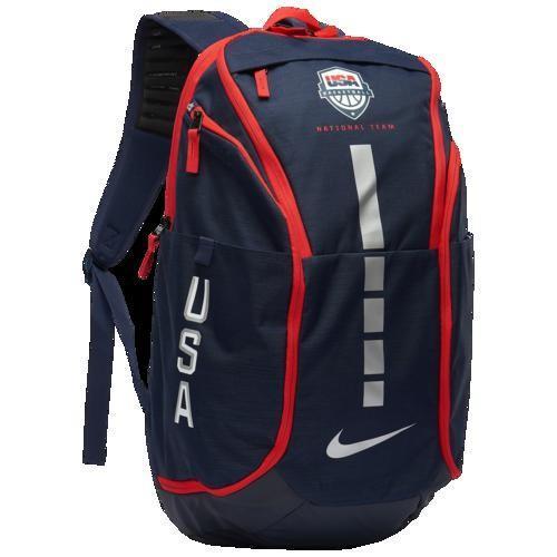 (取寄)ナイキフープ エリート プロ バックパック NikeHoops Elite Pro Backpack Obsidian