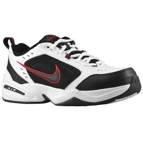 (取寄)ナイキ メンズ エア モナーク 4 Nike Men's Air Monarch IV 白い 黒