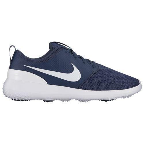 (取寄)ナイキ メンズ ローシ G ゴルフ シューズ Nike Men's Roshe G Golf Shoes Thunder Blue White