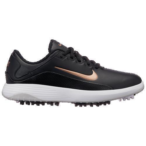 (取寄)ナイキ レディース ヴェイパー ゴルフ シューズ Nike Women's Vapor Golf Shoes Black Metallic Red Bronze White Vast Grey