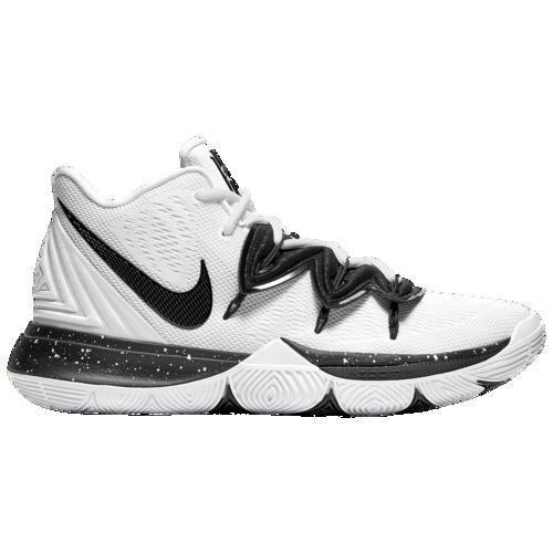 (取寄)ナイキ メンズ カイリー 5 Nike Men's Kyrie 5 白い 黒