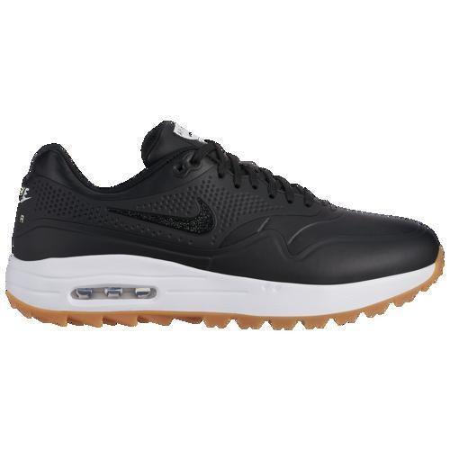 【代引可】 ナイキ メンズ ゴルフシューズ エア マックス 1 G Gum ゴルフ メンズ Golf シューズ Nike Men's Air Max 1 G Golf Shoes Black Gum Light Brown, VISCO SQUARE(ビスコスクエア):8364924b --- airmodconsu.dominiotemporario.com
