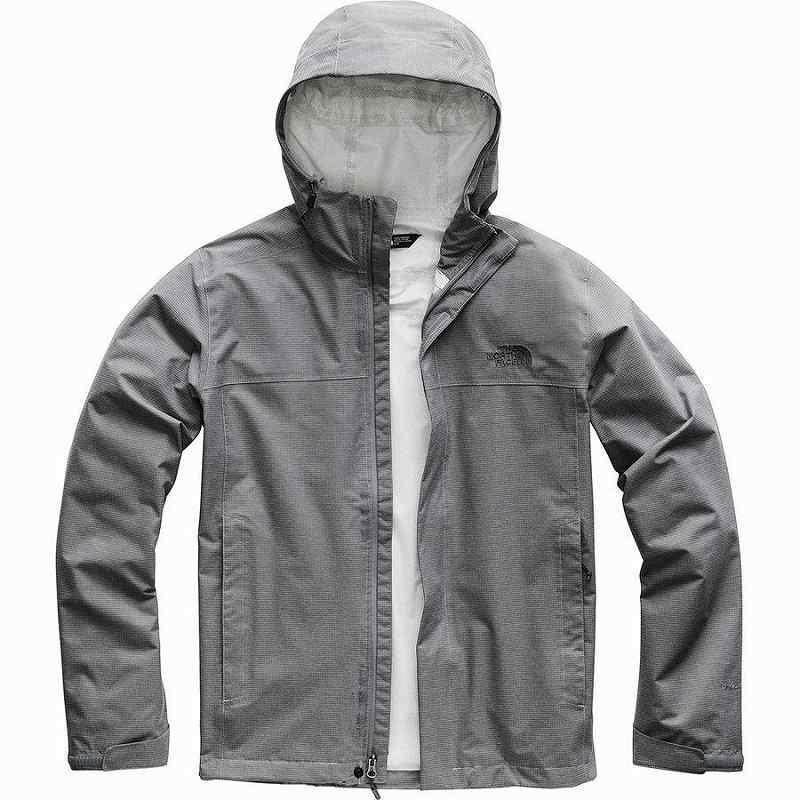 (取寄)ノースフェイス メンズ ベンチャー 2 フーデッド ジャケット The North Face Men's Venture 2 Hooded Jacket Mid Grey/Mid Grey
