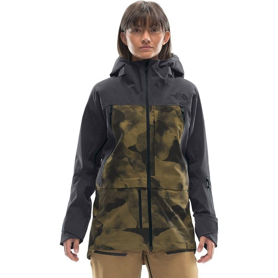 2019特集 (取寄)ノースフェイス レディース A-CADフューチャーライト ジャケット The North Face Women A-CAD FUTURELIGHT Jacket British Khaki Ridgeline Camo Pri, マシュマロ キッチン 86ed0db9