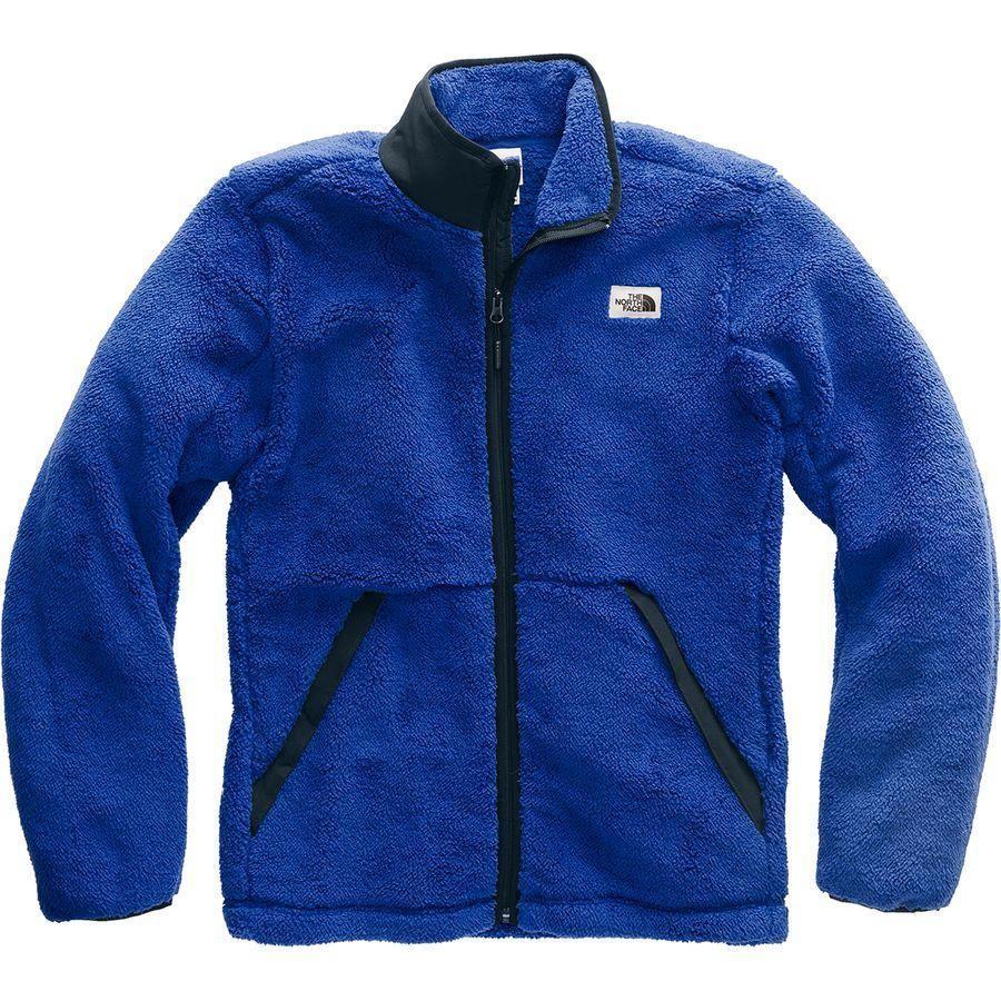 (取寄)ノースフェイス メンズ Campshire フルジップ フリース ジャケット The North Face Men's Campshire Full-Zip Fleece Jacket Tnf Blue/Urban Navy