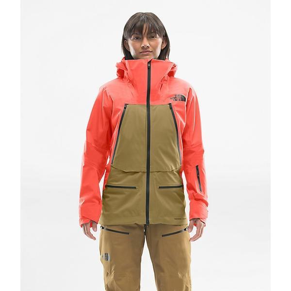 【お買得!】 (取寄)ノースフェイス レディース ピュリスト フューチャーライト ジャケット The North Face Women's Purist FUTURELIGHT Jacket Radiant Orange / Britis, ゆにでのこづち 7dcc7c14