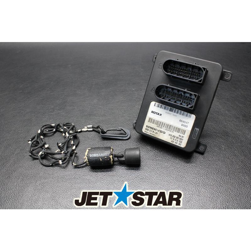 シードゥ GTX LTD 2005年モデル 純正 ELECTRONIC BOX (420664947) 中古 [S358-013]
