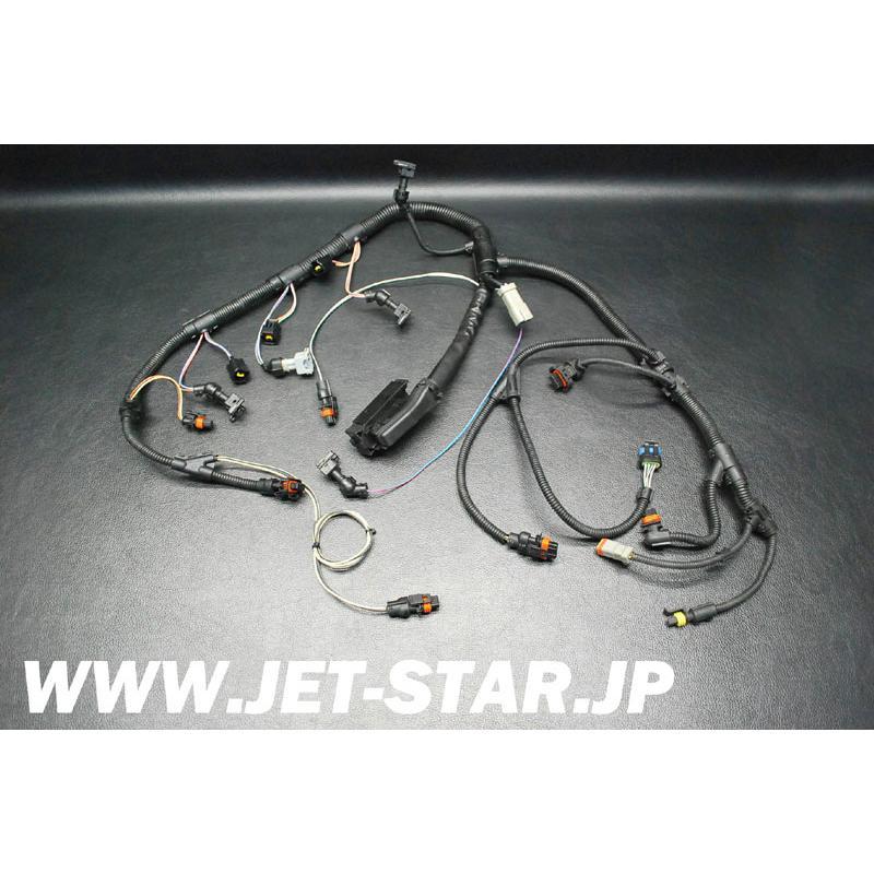 シードゥ GTX 4-TEC 2002年モデル 純正 WIRING HARNESS ASS'Y (290664051) 中古 [S992-069]