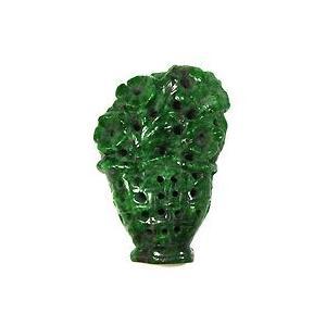【在庫僅少】 【キャッシュレス5%還元】本翡翠カービング(Jadeite)59.05CT, BUMP STORE:ca2b1e83 --- airmodconsu.dominiotemporario.com