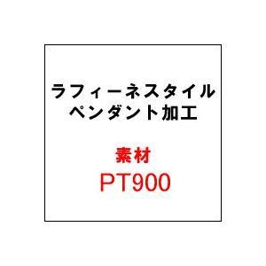 特価商品  【キャッシュレス5%還元】ラフィーネスタイル・ペンダント加工(PT900), 城南町:09bd1e09 --- airmodconsu.dominiotemporario.com