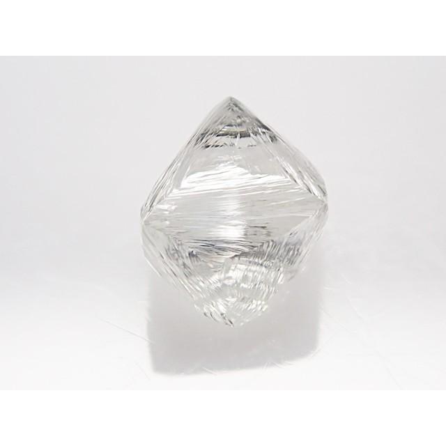 【当店一番人気】 天然ダイヤモンド原石 0.752ct 宝石品質 (No.50076), 太子町 73221307