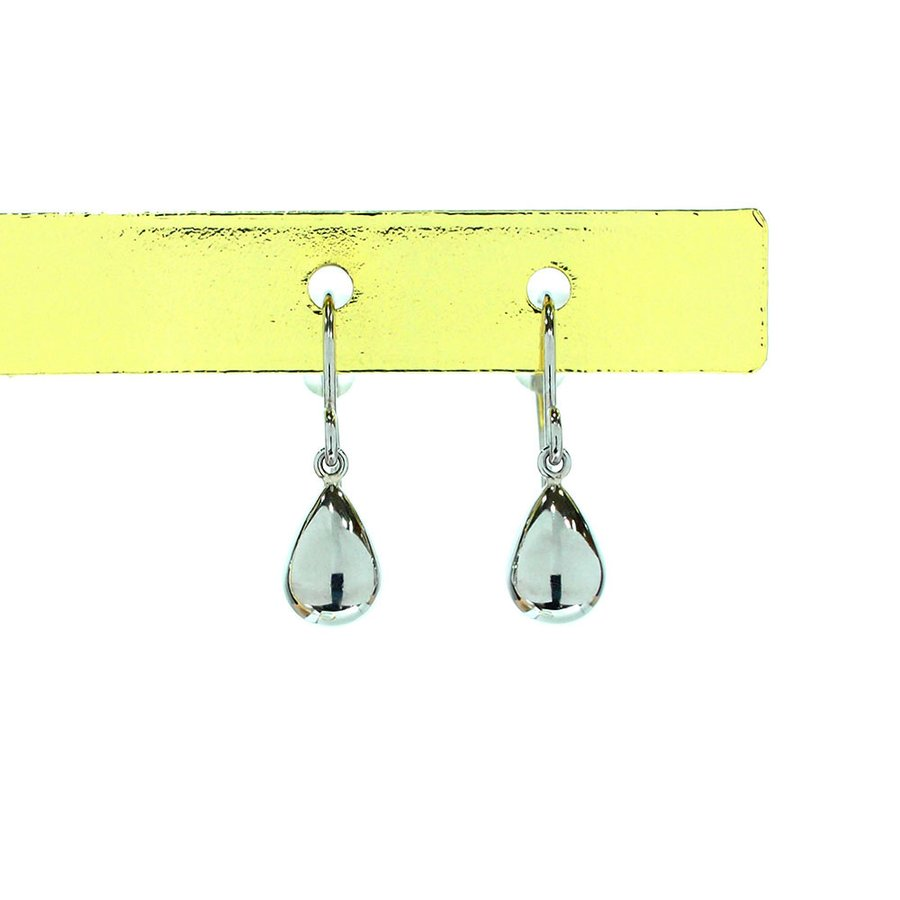 ピアス レディース 雫 ドロップ 揺れる ジプシー フック プラチナ Pt900 jewelry-matumoto 02