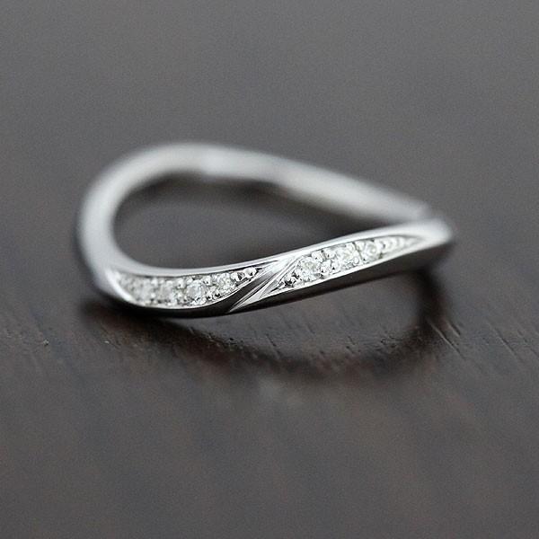 独特な店 結婚指輪 マリッジリング PT100(PT10%) ダイヤモンド 0.07ct プラチナ レディースリング, 沖縄県 4a280f57