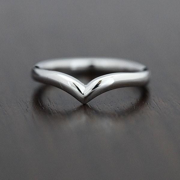 人気新品入荷 マリッジリング 結婚指輪 K10 K10WG シンプルリング K10 V字 結婚指輪 ホワイトゴールド メンズリング, maRe maRe online store:db0a3246 --- airmodconsu.dominiotemporario.com