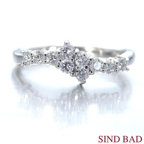 【公式ショップ】 スイートテンダイヤモンド 指輪 プラチナ リング 0.3ct スイート10 スイートテン, dress code 8628000b
