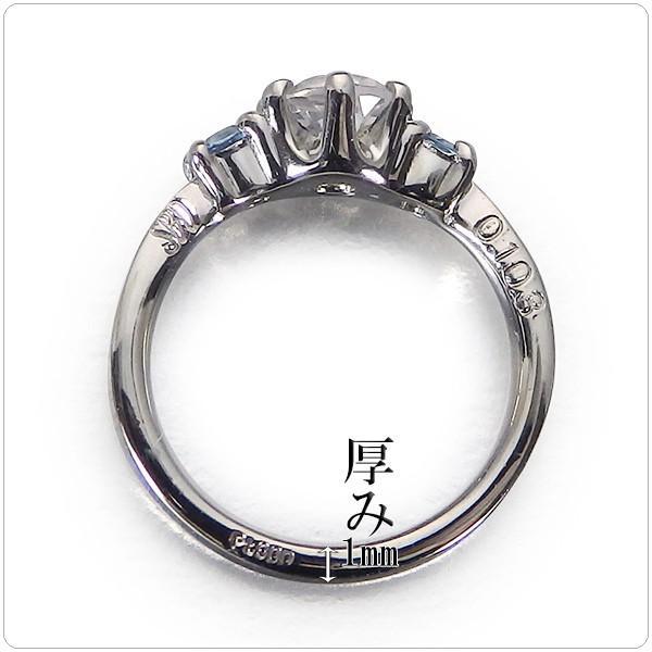 ムーンストーン サンタマリアアクアマリン ベビーリング ペンダント ヘッド MARRY ME BABY マリーミー ベイビー プロポーズ jewelry-sindbad 04