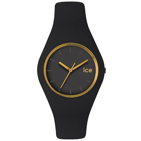 ICE-WATCH/アイスウォッチ ICE Glam ブラック(ユニセックス) 000918(ICE.GL.BK.U.S.13) jewelry-watch-bene