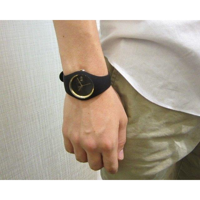 ICE-WATCH/アイスウォッチ ICE Glam ブラック(ユニセックス) 000918(ICE.GL.BK.U.S.13) jewelry-watch-bene 03