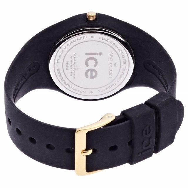 ICE-WATCH/アイスウォッチ ICE Glam ブラック(ユニセックス) 000918(ICE.GL.BK.U.S.13) jewelry-watch-bene 05