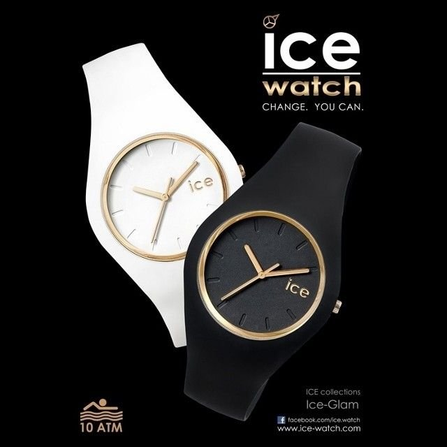 ICE-WATCH/アイスウォッチ ICE Glam ブラック(ユニセックス) 000918(ICE.GL.BK.U.S.13) jewelry-watch-bene 06