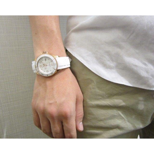 ICE-WATCH/アイスウォッチ Ice-Style ホワイト (ユニセックス) IS.WER.U.S.13|jewelry-watch-bene|03