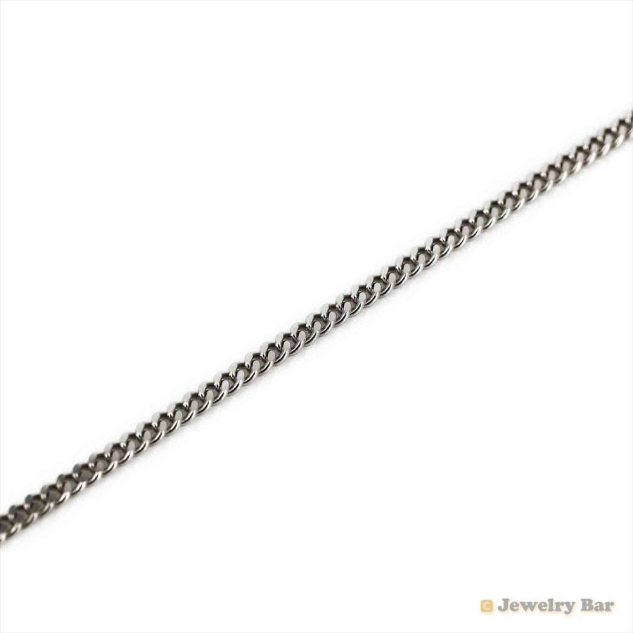 Pt850 喜平 ネックレス 2面 10g 50cm 造幣局検定付 プラチナ チェーン メンズ レディース|jewelrybar