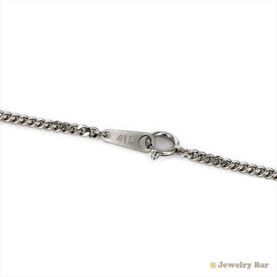 Pt850 喜平 ネックレス 2面 10g 50cm 造幣局検定付 プラチナ チェーン メンズ レディース|jewelrybar|03
