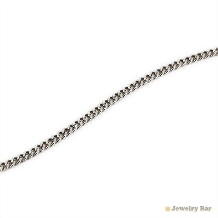 Pt850 喜平 ネックレス 2面 10g 50cm 造幣局検定付 プラチナ チェーン メンズ レディース|jewelrybar|04