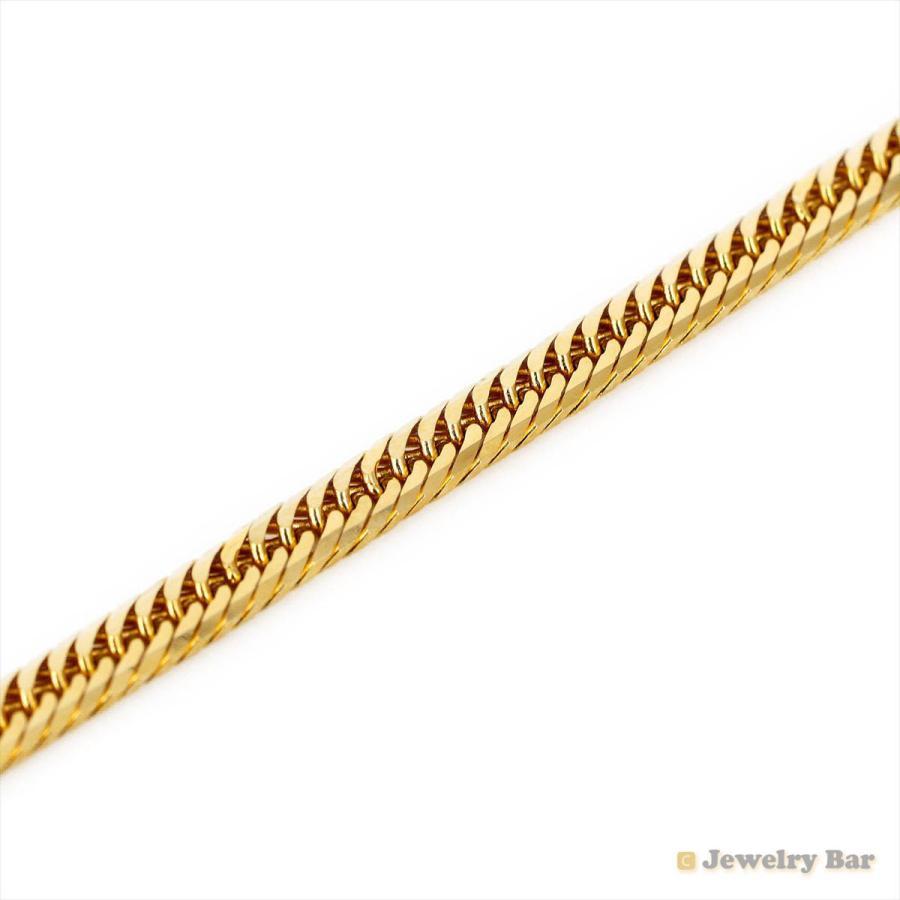 K18 喜平 ネックレス 8面トリプル 20g 50cm 造幣局検定付 ゴールド チェーン メンズ レディース 18金 jewelrybar