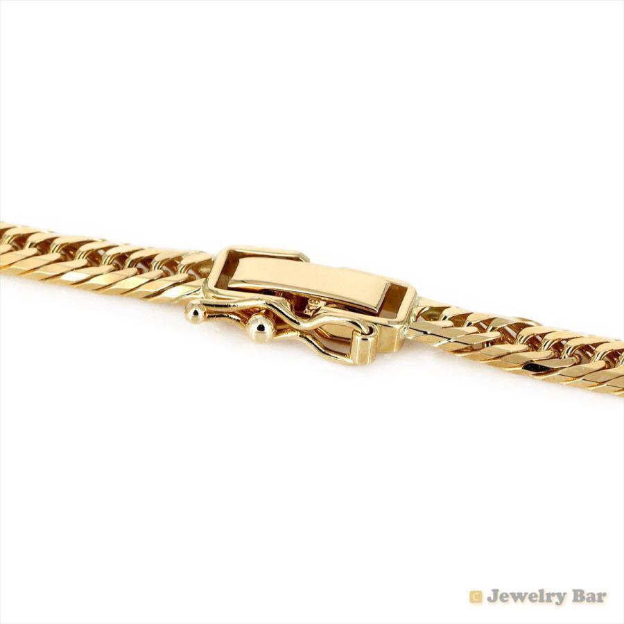 K18 喜平 ネックレス 8面トリプル 20g 50cm 造幣局検定付 ゴールド チェーン メンズ レディース 18金 jewelrybar 02