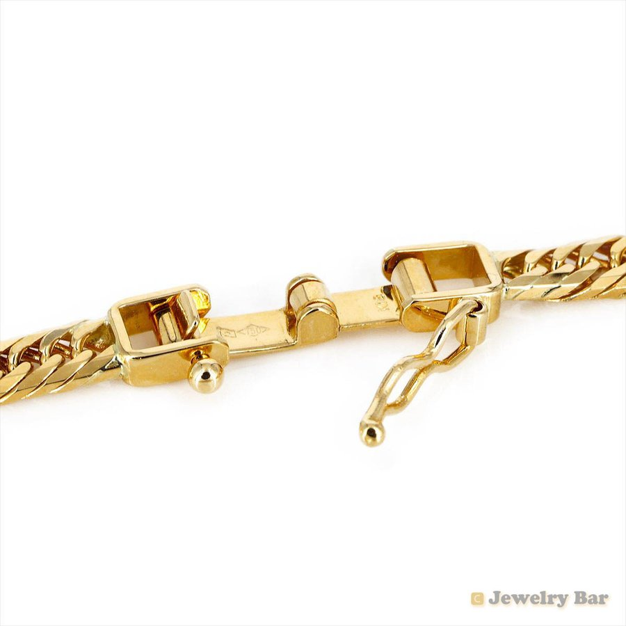 K18 喜平 ネックレス 8面トリプル 20g 50cm 造幣局検定付 ゴールド チェーン メンズ レディース 18金 jewelrybar 03