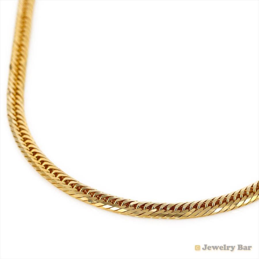 K18 喜平 ネックレス 8面トリプル 20g 50cm 造幣局検定付 ゴールド チェーン メンズ レディース 18金 jewelrybar 05