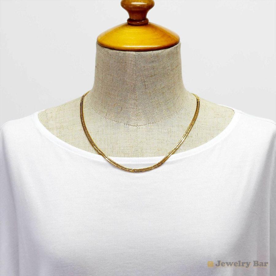 K18 喜平 ネックレス 8面トリプル 20g 50cm 造幣局検定付 ゴールド チェーン メンズ レディース 18金 jewelrybar 06