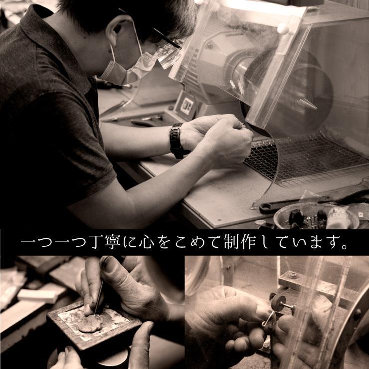 シルバー製 ルビー+ダイヤ 0.08ct ペンダント ネックレス 7月誕生石 jewelrycraft-aqua 07