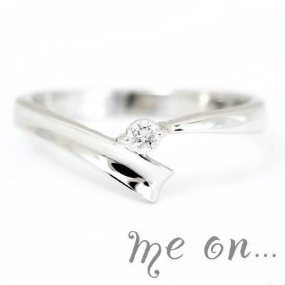 【期間限定】 【me【me on...】このウェービングが、細指効果の秘密★幸せいっぱいダイヤモンド(0,04ct)ピンキーリング, 日生町:a1b092d9 --- airmodconsu.dominiotemporario.com