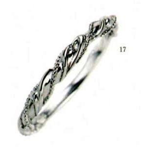 【最新入荷】 17-AR-017-2(M) Angerosa アンジェローザ 結婚指輪 マリッジリング, 山手村 599cc273