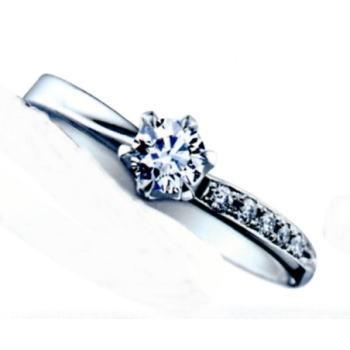 新素材新作 SBE004-2 Something Blue サムシングブルー シチズン Pt950 婚約指輪 エンゲージリング, KIRANAVI e779e58e