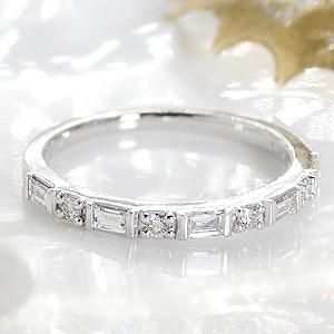 魅力の ダイヤモンド エタニティ リング K18 WG ホ ワイト ゴールド 0.25ctUP ダイヤ 指輪 Hカラー SIクラス 18金, パーツモール 598a81f8