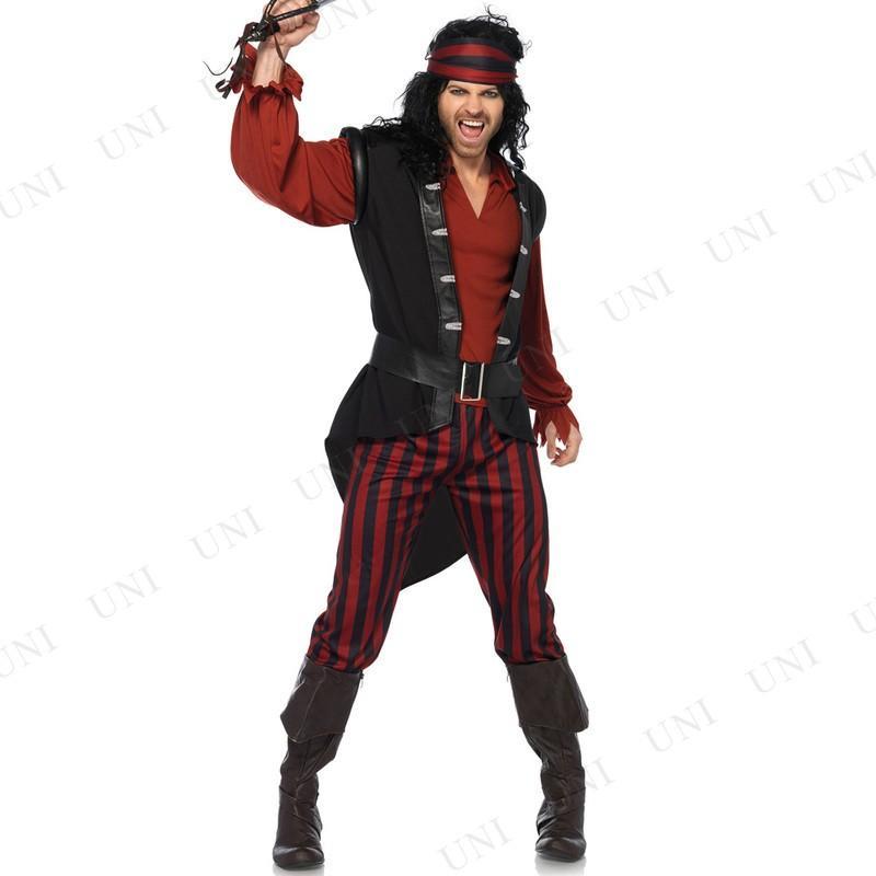 ピリッジパイレーツ XL 仮装 衣装 コスプレ ハロウィン 余興 コスチューム 大人用 海賊