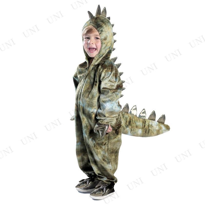 ティラノサウルススーツ ベビー用 仮装 衣装 コスプレ ハロウィン コスチューム キッズ