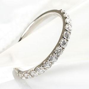売れ筋商品 pt900 プラチナ リング 指輪 エタニティ 誕生石 4月 ハーフエタ 重ねづけ 93420p**, キッズハウス もりもと 242a036e