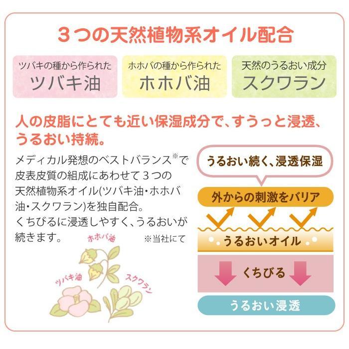 ベビーリップ ジェクス CB 薬用やわらかチュチュリップR 4g 日本製 [新生児〜]|jex|04