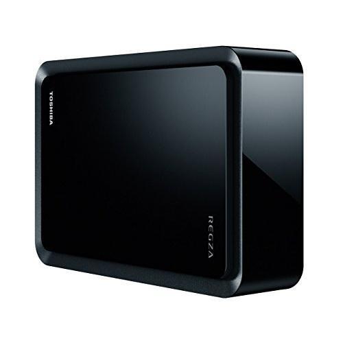 東芝(TOSHIBA) 東芝 タイムシフトマシン対応 USBハードディスク(5TB)TOSHIBA REGZA Dシリーズ THD-500D2 ubN 165x64x240 mm