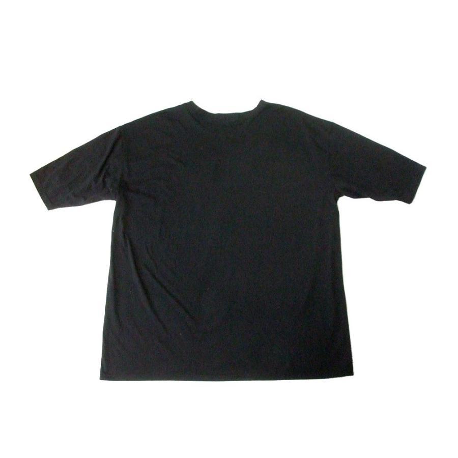 HELL CAT PUNKS ヘルキャットパンクス ビッグシルエットミッドナイト Tシャツ|jimushop|02
