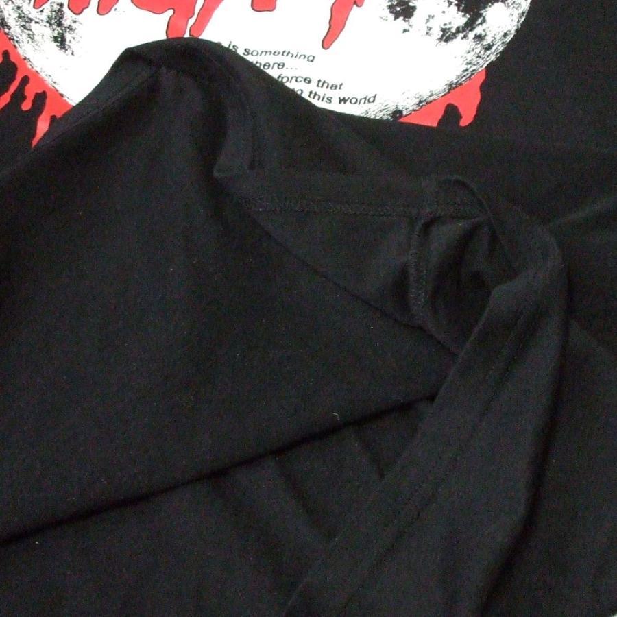 HELL CAT PUNKS ヘルキャットパンクス ビッグシルエットミッドナイト Tシャツ|jimushop|05