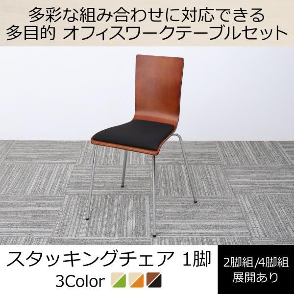 オフィスチェア 1脚 1脚 単品 テーブル無し 多彩な組み合わせに対応できる 多目的オフィスワークテーブル CURAT キュレート