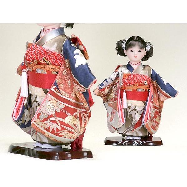 市松人形 10号 いちまつ人形 10号66-004
