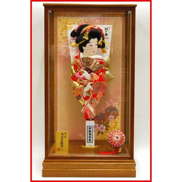羽子板 初正月 羽子板飾り 2b18-yayoi