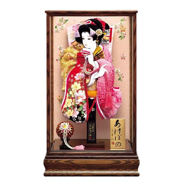 羽子板 初正月 羽子板飾り 17号 ケース入り お祝い 正月飾り 手作り おしゃれ 新あけぼの